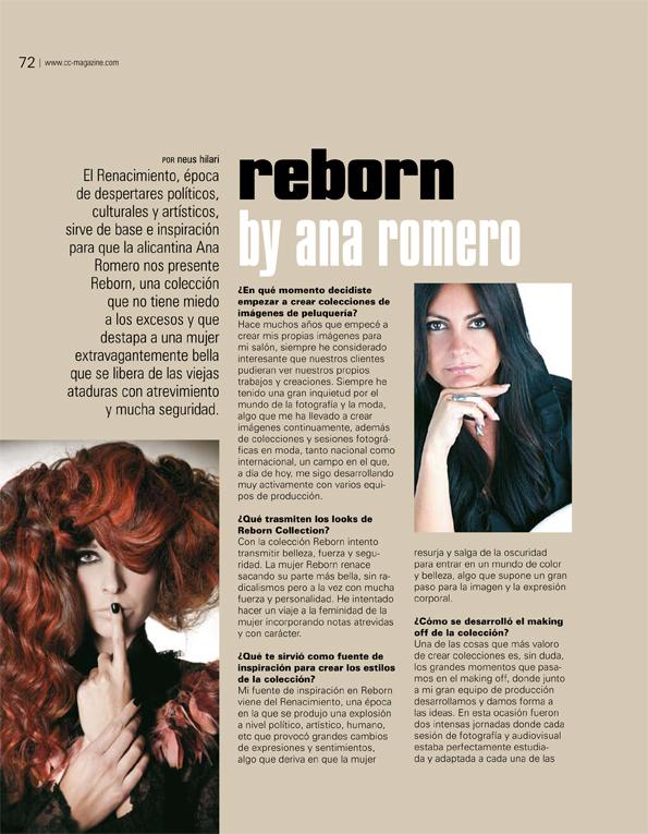 Portada entrevista Ana Romero